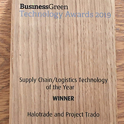BusinessGreen Technology Award